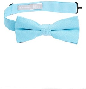 Nordstrom Boy's Check Cotton Bow Tie