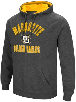 Colosseum Men's Campus Heritage Marquette Golden Eagles Pullover Hoodie