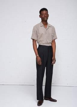 Cmmn Swdn Jay Double Pleat Trouser