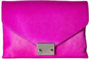 Loeffler Randall Junior Lock Clutch Clutch Handbags