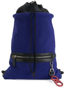 Salvatore Ferragamo drawstring backpack