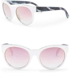 Joe's Jeans Women's Retro 54mm Sunglasses