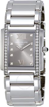 Patek Philippe Twenty~4 Eternal Gray Dial Ladies Watch