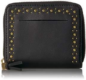 Cole Haan Marli Stud Small Zip Around Wallet
