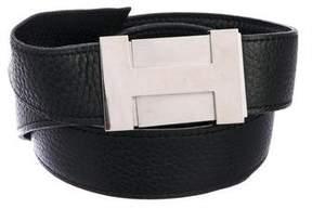 Hermes Clemence H Belt