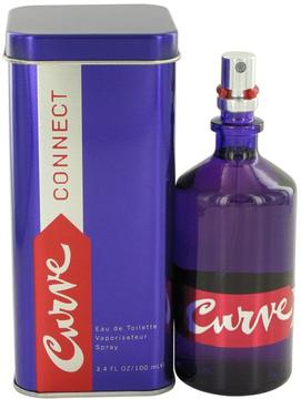 Liz Claiborne Curve Connect by Eau De Toilette Spray for Women (3.4 oz)