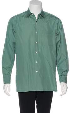 Ralph Lauren Purple Label Woven Check Shirt