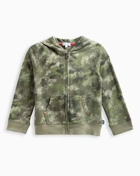 Splendid Little Boy Camo Hoodie Green