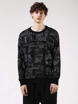Diesel DieselTM Sweaters 0LAPM - Black - L