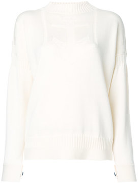 Belstaff Sabrine crew neck sweater