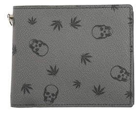 Lucien Pellat-Finet Leather Blended Wallet