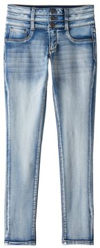 Mudd Girls 7-16 & Plus Size High-Rise Triple Stacked Waist Jeggings