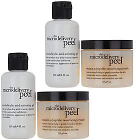 philosophy Super-Size Microdelivery Vitamin Cpeel Duo