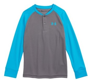 Under Armour Toddler Boy's Henley T-Shirt