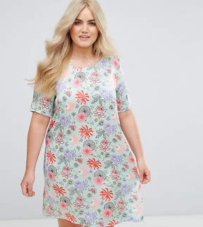 Alice & You Shift Dress in Bright Floral