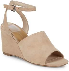 Dolce Vita Women's Kalie Leather Wedge Sandals