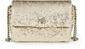 Henri Bendel 712 Sequined Wallet Crossbody