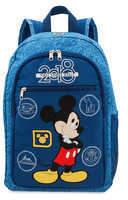 Disney Mickey Mouse Backpack - Walt World 2018