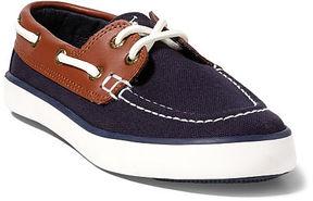 Ralph Lauren Big Kid Sander Boat Shoe