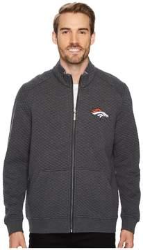 Tommy Bahama Denver Broncos Quintessential Full Zip Men's Clothing