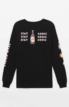 Barney Cools Stay Cools Long Sleeve T-Shirt