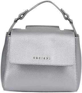 Orciani Original Logo Shoulder Bag