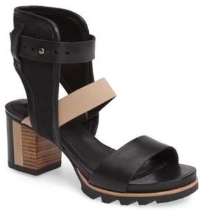 Sorel Women's Addington Ankle Cuff Sandal