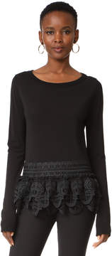Antonio Berardi Long Sleeve Sweater