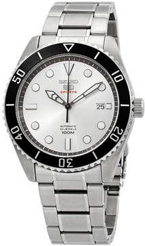 Seiko Series 5 Automatic Silver Dial Men's Watch