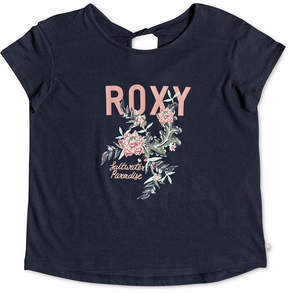 Roxy Graphic-Print T-Shirt, Big Girls
