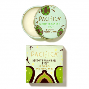 Pacifica Mediterranean Fig Solid Perfume by 0.33oz Perfume)