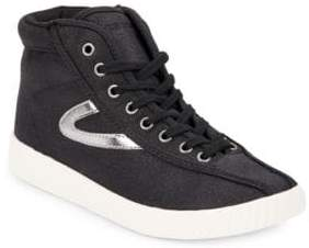 Tretorn NYLite High-Top Sneakers