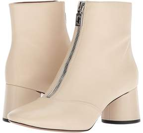 Marc Jacobs Natalie Front Zip Ankle Boot Women's Shoes