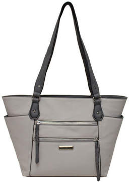 Rosetti Ivory Double Handle Tote Bag