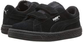 Puma Kids Suede 2 Straps Boys Shoes