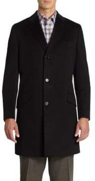 Saks Fifth Avenue COLLECTION Wool & Cashmere Coat