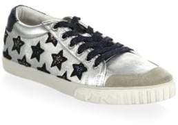 Ash Majestic Star Sneakers