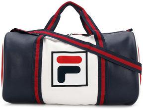 Fila logo holdall bag