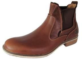 Steve Madden Mens Nockdown Chelsea Ankle Boot Shoes