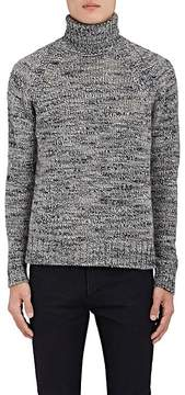 Barneys New York Men's Wool-Blend Turtleneck Sweater