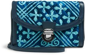 Vera Bradley Ultimate Wristlet - NORTHERN LIGHTS WITH BLACK TRIM - STYLE