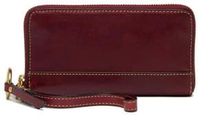 Frye Ilana Leather Harness Phone Wallet