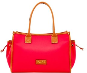 Dooney & Bourke Nylon Small Tote - HOT PINK - STYLE