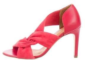 IRO Multistrap Peep-Toe Sandals w/ Tags