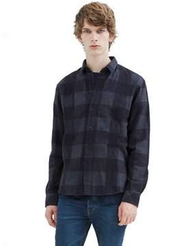 IRO Orion Plaid Button Down Shirt