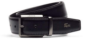 Lacoste Men's Stitch Edge Belt