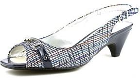 Karen Scott Alissah Open-toe Canvas Slingback Sandal.