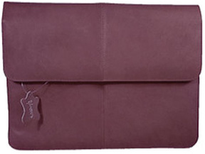 David King Leather 150 1/2 Flap Over Envelope