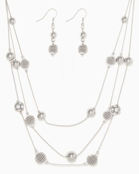 Charming charlie Whimsical Honey Necklace Set