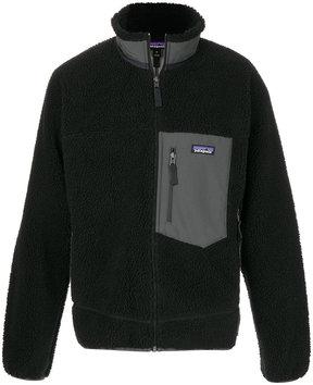 Patagonia zipped fleece jacket